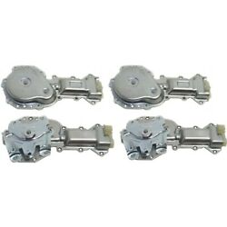 Window Motors Set Of 4 Front And Rear Left-and-right For Chevy Le Sabre De Ville