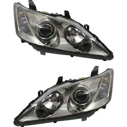 Hid Headlight Lamp Left-and-right Hid/xenon Lx2503142 Lx2502142 Lh And Rh