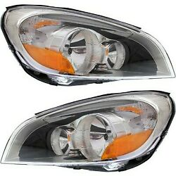 Headlight Lamp Left-and-right Vo2503132, Vo2502132 313830713, 313830705 Lh And Rh