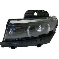 Hid Headlight Lamp Left Hand Side For Chevy Hid/xenon Driver Lh Gm2502392 Camaro