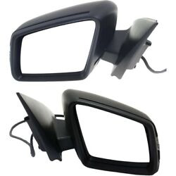 Pair Set Of 2 Mirrors Left-and-right Heated For Mercedes Ml Class Lh And Rh Ml350