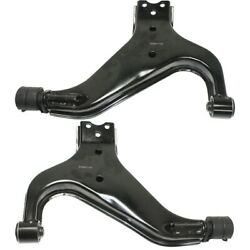 Pair Control Arm Suspension Kit 2-PC Set of 2 Front Left-and-Right Lower LH