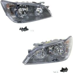 Lx2503137 Lx2502137 Hid Headlight Lamp Left-and-right Hid/xenon Lh And Rh
