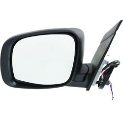 5113325aa Ch1320383 Mirror Left Hand Side Heated For Town And Country Driver Lh