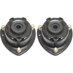 Pair Set Of 2 Shock And Strut Mounts Front Left-and-right For Chevy Lh And Rh Xl-7