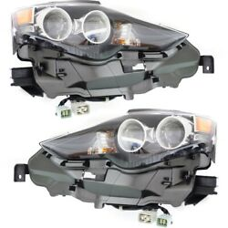 8114553751, 8118553751 Lx2519141, Lx2518141 Headlight Lamp Left-and-right