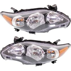 Headlight Lamp Left-and-right To2503204c To2502204c 8111002b60 8115002b60
