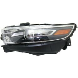 Headlight Lamp Left Hand Side Driver Lh Fo2502332 Dg1z13008u For Ford Taurus
