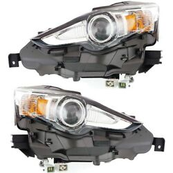 Lx2503157 Lx2502157 Hid Headlight Lamp Left-and-right Hid/xenon Lh And Rh