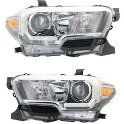 Headlight Lamp Left-and-right To2502243 To2503243 8115004260 8111004260