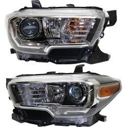 Headlight Lamp Left-and-right To2502243c To2503243c 8115004260 8111004260
