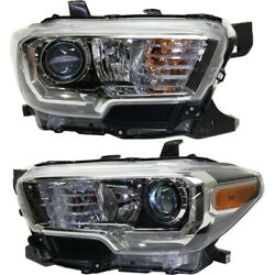 Headlight Lamp Left-and-right To2502243c, To2503243c 8115004260, 8111004260