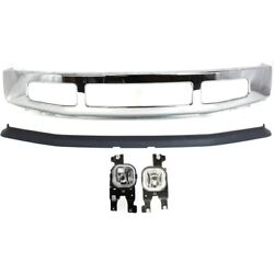 Bumper Kit For 2008-2010 Ford F-250 Super Duty Rear Rwd Built From 07/31/2007