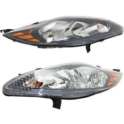 Headlight Lamp Left-and-right Fo2502300c, Fo2503300c Ce8z13008a, Ce8z13008b
