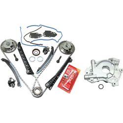 Timing Chain Kits Set Of 2 For F150 Truck F250 F350 Ford F-150 Expedition Pair