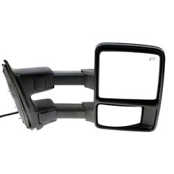 Mirror For 2010 Ford F-350 Super Duty Right Memory