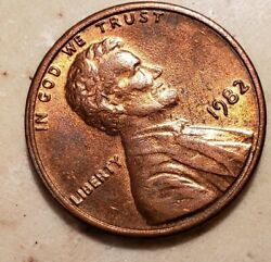 1982 Lincoln Penny Ddo-002 5 My Inventory