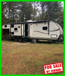 2015 Coachmen Catalina 333BHKS 36' Travel Trailer 3 Slides Grill BUNK c5410178
