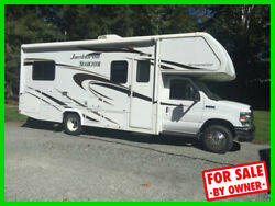 2014 Fleetwood Jamboree 25' Class C Motorhome Generator Slide Hitch WA c68942