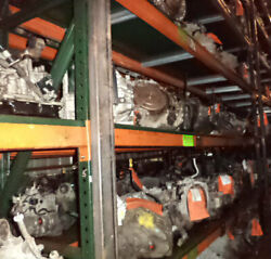 2018 Nissan Nv 2500 5 Speed Automatic Transmission Assembly 44k Miles Oem Lkq