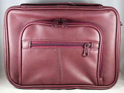 Bible Cover Deluxe Organizer Kit Burgundy X-large New Fits Bibles 7 X 10 X 2