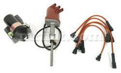 Autobianchi A 112 Fiat 127 Electronic Distributor W/ Cables Kit New