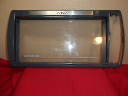 Replacement Delfino Convection Oven Model Dlto-379 Front Panel With Glass Door
