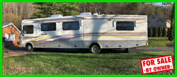 2002 Fleetwood Bounder 36S 36' Class A Generator Washer Slide Hitch PA c5410165
