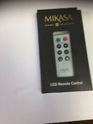 Mikasa Home Accents Led Remote Control For Use With Mikasa Interior Led Candles
