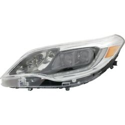 Hid Headlight Lamp Left Hand Side Hid/xenon Driver Lh To2518148 8118507130
