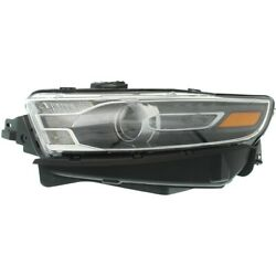 Headlight Lamp Left Hand Side Driver Lh For Ford Taurus Fo2502361 Fg1z13008k