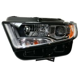 Hid Headlight Lamp Left Hand Side Hid/xenon Driver Lh Fo2502343 Ft4z13008n