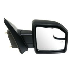 Mirror Right Hand Side Heated For F150 Truck Passenger Rh Fo1321531 Ford F-150