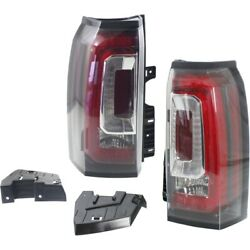 Tail Lights Lamps Set Of 2 Left-and-right Gm2800268c, Gm2801268c Lh And Rh Pair