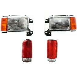 Auto Light Kit Left-and-right For F150 Truck F250 F350 Lh And Rh Ford F-150 F-250
