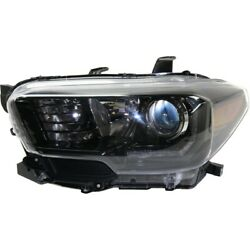 Headlight For 2017-2019 Toyota Tacoma Driver Side
