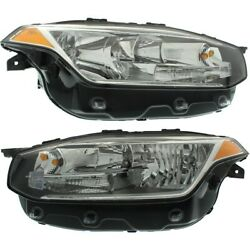 313531402, 313531394 Vo2503149, Vo2502149 Headlight Lamp Left-and-right Lh And Rh