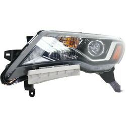 Headlight Lamp Left Hand Side Driver Lh For Pathfinder Ni2502252 260609pf0a