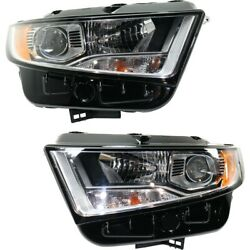 Ft4z13008a, Ft4z13008f Fo2502341, Fo2503341 Headlight Lamp Left-and-right