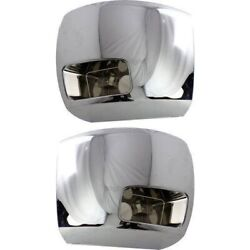 Bumper End For 2007-2010 Chevrolet Silverado 3500 Hd Front Left And Right