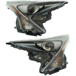 Headlight Lamp Left-and-right To2503248 To2502248 8114047711 8107047711