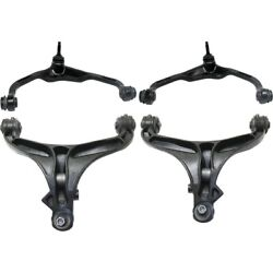 Control Arm Ball Joint Suspension Kit 4-PC Set of 4 Front Left-and-Right Upper
