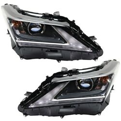 811100E260, 811500E260 LX2518160, LX2519160 Headlight Lamp Left-and-Right