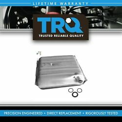 Trq Gas Fuel Tank For 57 Chevy 150 210 Series Bel-air W/ Square Corners