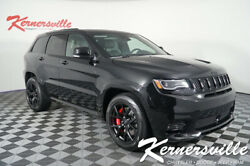 2019 Jeep Grand Cherokee SRT 4WD SUV Backup Camera Panoramic Sunroof Heated Seat New 2019 Jeep Grand Cherokee SRT 4WD SUV Backup Camera Uconnect 31Dodge 192273
