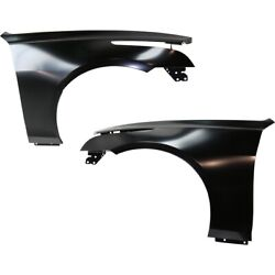 Gm1241394c Gm1240394c Set Of 2 Fenders Front Left-and-right Sedan Lh And Rh Pair