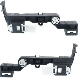 Headlight Brackets Lamps Set Of 2 Left-and-right For Ram Truck Lh And Rh 1500 Pair