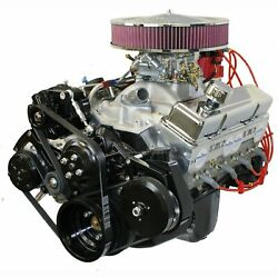 Blueprint Engines BP38313CTCDK Small Block Chevy 383 ci Drop-in-Ready Engine