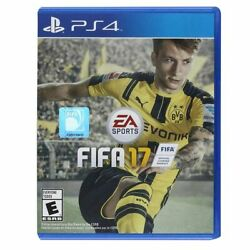 New Ea Sports Ps4 2017 Fifa Soccer 17 Playstation 4 Trusted U.s. Seller Free Sandh