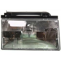 Headlight Lamp Right Hand Side Passenger Rh Fo2503102 E83z13008a For Ford Tempo